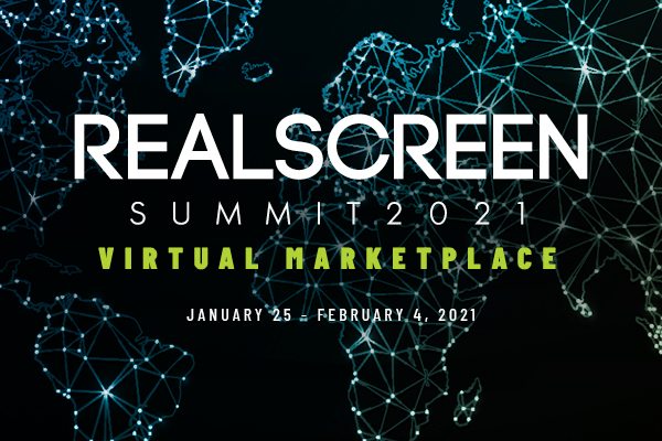 MEET LAETITIA GIANSILY - DOYLE AT THE REALSCREEN SUMMIT